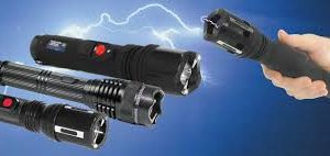 Stun Flashlights and Batons